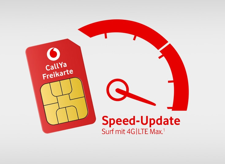 Vodafone WebSessions (Prepaid Datentarif)