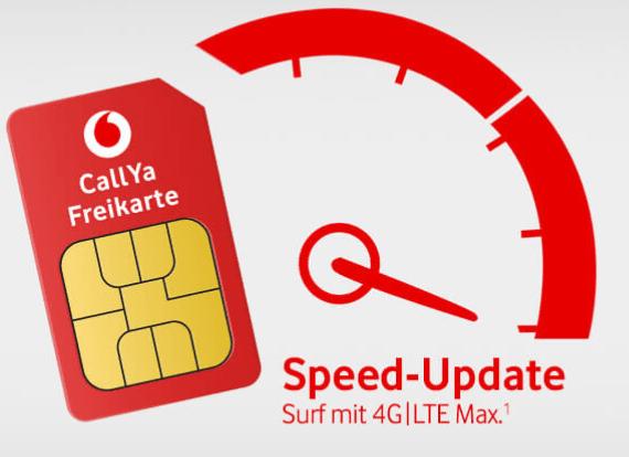 Vodafone SIM Karte für Tablet
